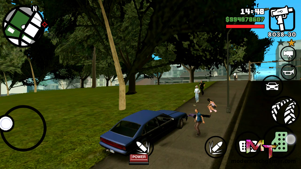 Gta San Andreas Apk Data Highly Compressed Download For Android Games News