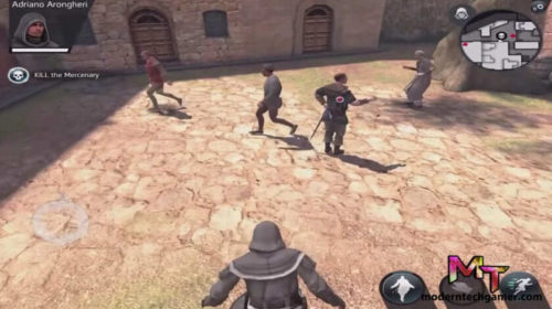 assassain's creed identity mod apk gameplay