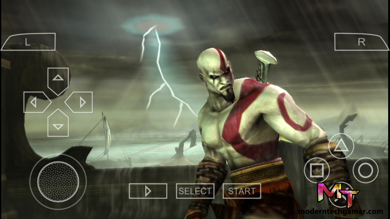 god of war ghost of sparta screenshot 2