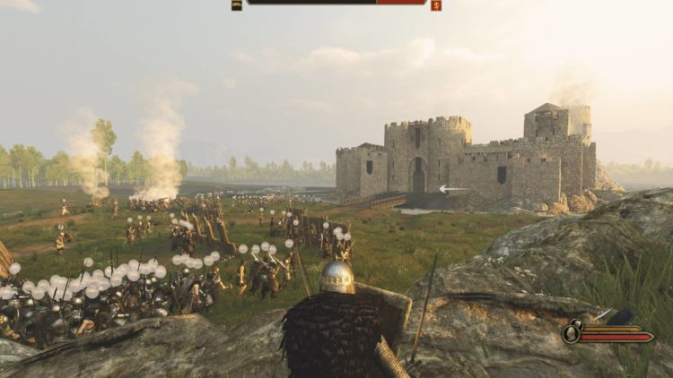 Mount & Blade Ii Bannerlord Mount And Blade 2 Bannerlord Early Access Review Impressions Siege Battle