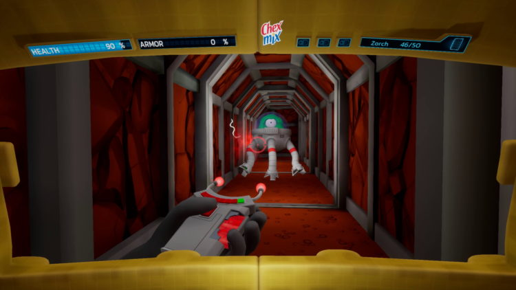 Chex Quest Hd Preview Tunnels