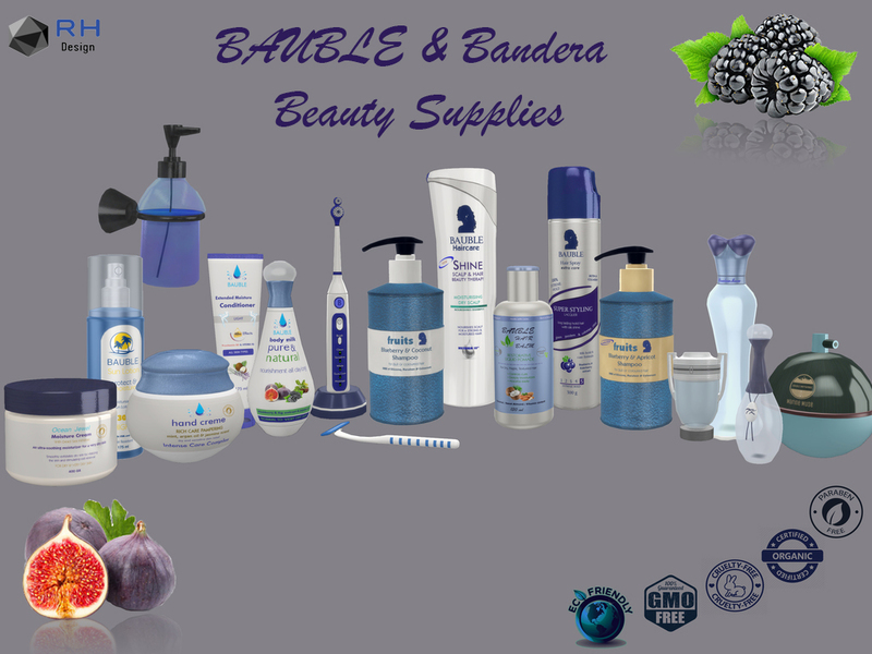 Bauble & Bandera Beauty Supplies The Sims 4 Eco Friendly Mods