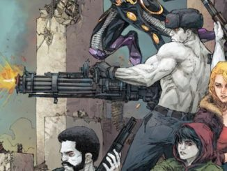 Bloodshot Salvation #6 (Comics) Preview