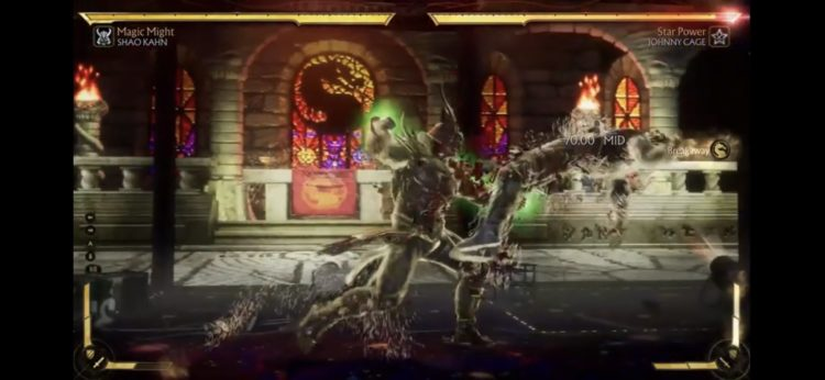 Mortal Kombat 11: Aftermath armor break moves