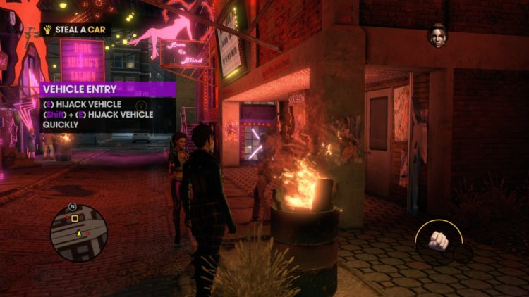 Saints Row The Third Remastered Technical Review Graphics Comparison 3 Original