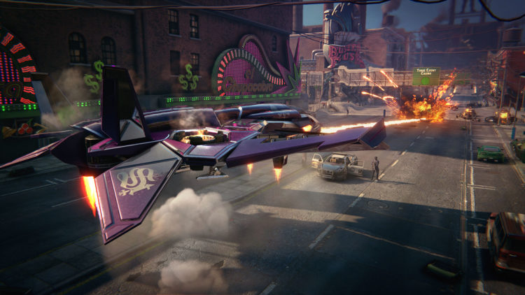 Saints Row The Third Remastered Pc Review 1