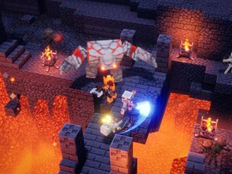 Minecraft Dungeons review: A fun, family-friendly romp
