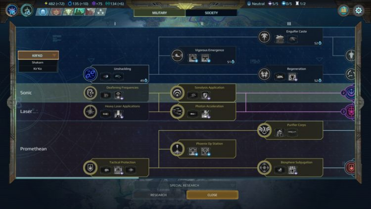 Age Of Wonders Planetfall Invasions Review Invasions Expansion 2 Shakarn