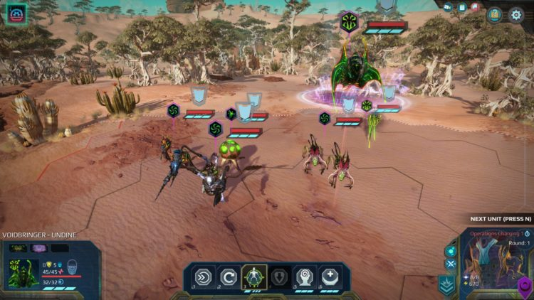 Age Of Wonders Planetfall Invasions Review Invasions Expansion 6