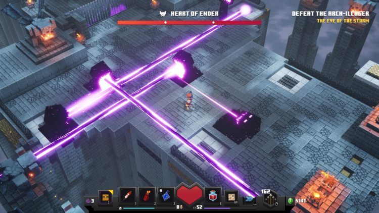 Minecraft Dungeons Arch Illager Boss Guide Heart Of Ender 4