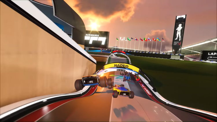 Trackmania delayed to July Ubisoft Nadeo Paris, new trailer, smooth development