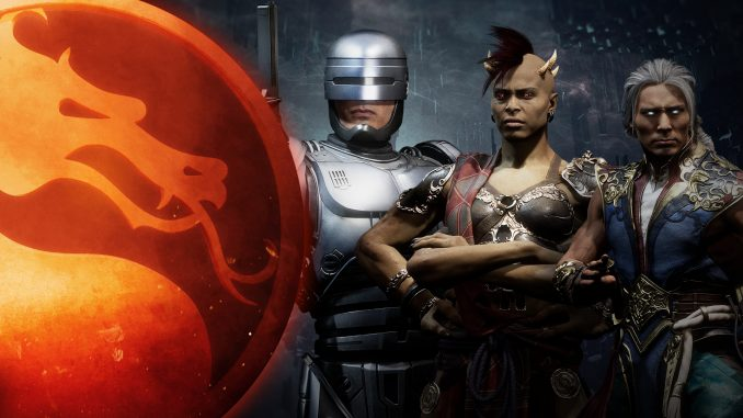 Mortal Kombat 11 Aftermath releases today