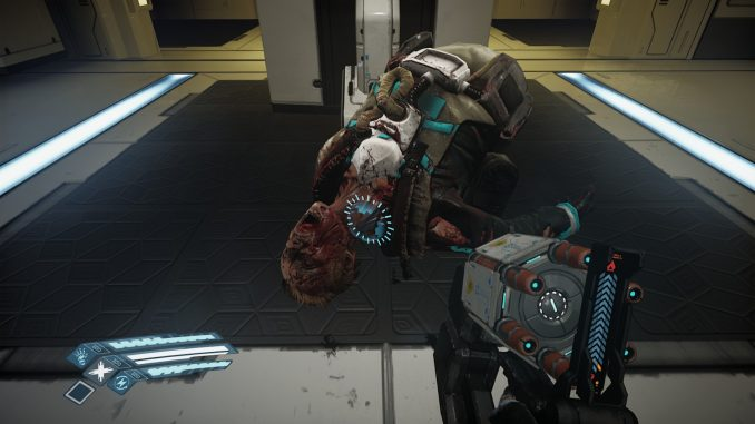 The Persistence preview — I think I'm a clone now