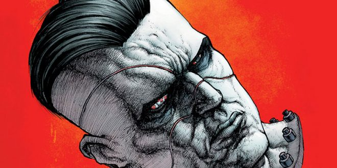 June 8th Valiant Previews: 4001 A.D. Bloodshot, Ninjak