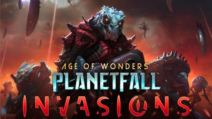 Age of Wonders: Planetfall - Invasions review - Tipping the scales