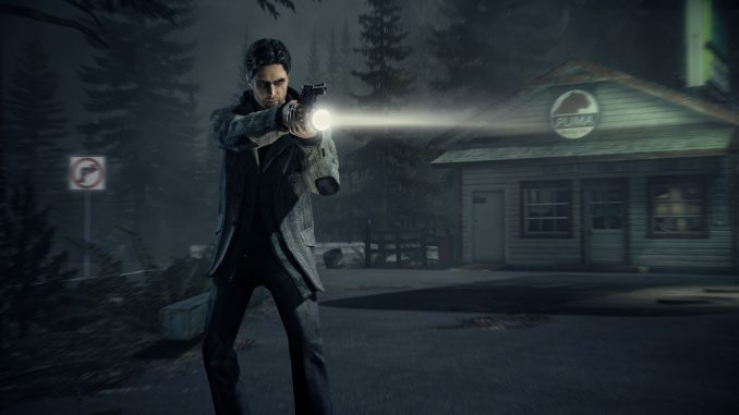Alan Wake is now available on Xbox Game Pass for PC