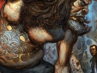 American Gods: My Ainsel #1 (Comics) Preview