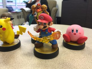 Amiibo impressions, as Nintendo joins the toys-to-life genre