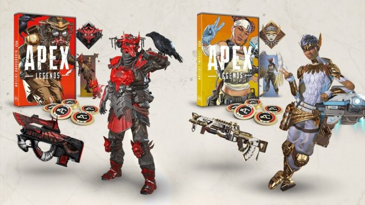 Apex Legends Lifeline And Bloodhound Editions