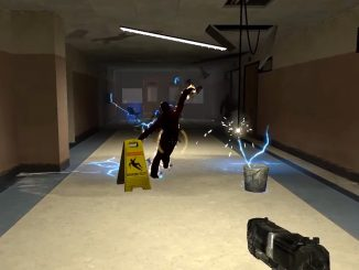 Gameplay of Arkane's Half-Life 2: Episode Four surfaces