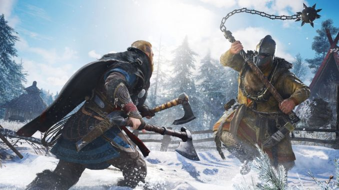 Assassin's Creed Valhalla will be bigger than Odyssey