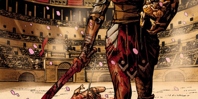 Britannia: We Who Are About to Die #1 (Comics) Preview