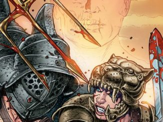 May 17th Valiant Previews: Britannia and Ninjak
