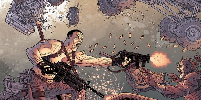 Bloodshot Reborn #12 goes deep into the wasteland