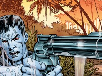 March 7th Valiant Previews: Bloodshot Salvation goes dark in issue #7