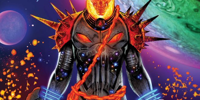 Cosmic Ghost Rider: Punishment by Fire (Comics) Preview