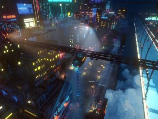 Cloudpunk adding first-person mode for more neon goodness