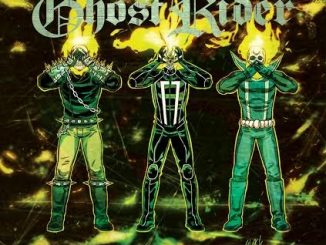 Ghost Rider #1 (Comics) Preview
