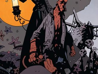 Hellboy: Into the Silent Sea (Comics) Preview