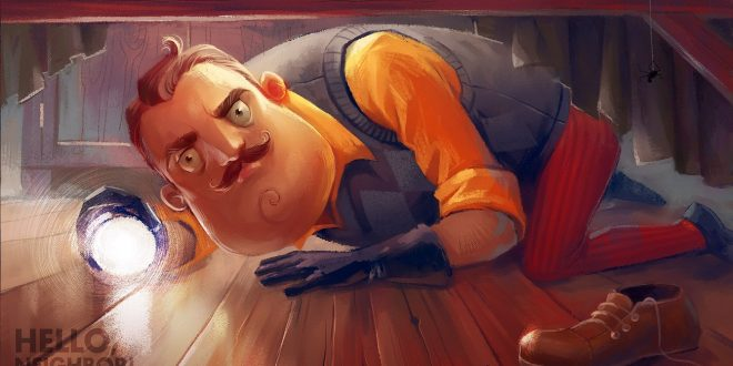 Hello Neighbor First Impressions | Brutal Gamer