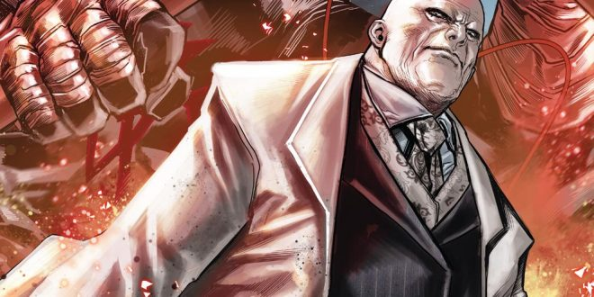 Kingpin #1 (Comics) Preview | Brutal Gamer