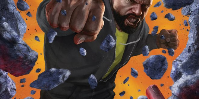 Luke Cage #1 (Comics) Preview