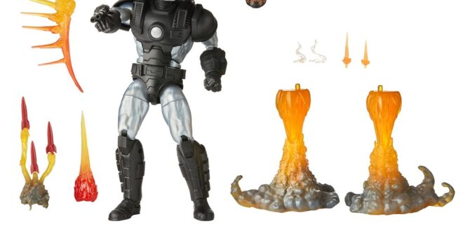 Hasbro announces new Marvel Legends, hints at something big for HasLab
