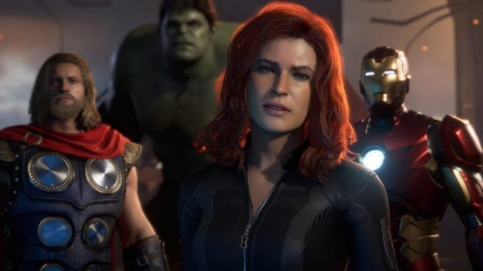 Marvel's Avengers to assemble a 'War Table' live stream late June