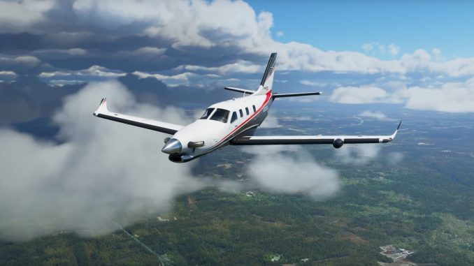 New Microsoft Flight Simulator video shows off realistic navigation system