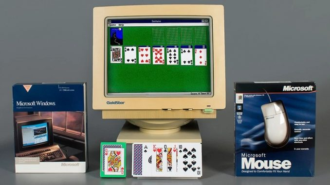 Microsoft Solitaire celebrates 30th anniversary, has over 35M monthly users