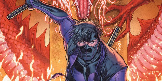April 19th Valiant Previews: Ninjak and Generation Zero