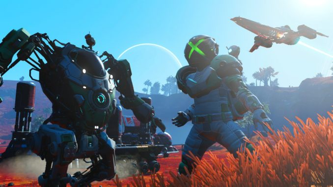 No Man's Sky prepares for June landing on Xbox Game Pass