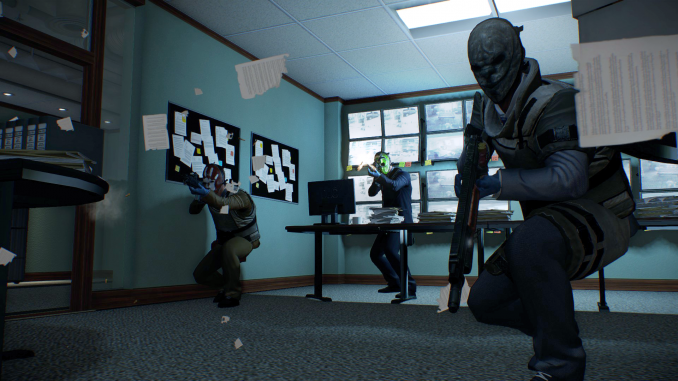 Payday 2 (Xbox 360/PC) Preview