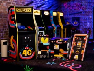 Numskull celebrates PAC-MAN's 40th with limited edition arcade and more