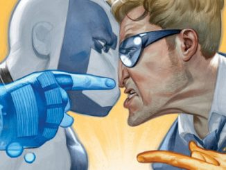 July 4th Valiant Previews: Valiant High and Quantum and Woody vol.1