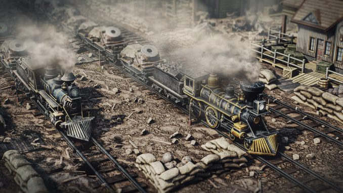 Railroad Corporation goes to war in new Civil War DLC