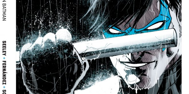 Two new DC Rebirth trades hit with Nightwing and Green Lanterns
