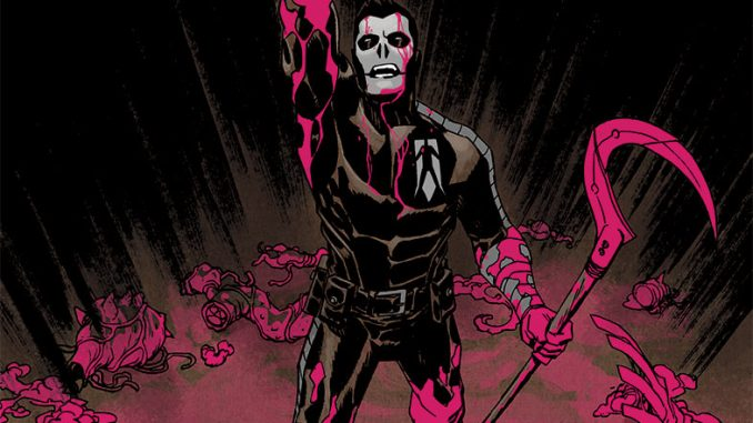 Preview: Shadowman #4 | Brutal Gamer