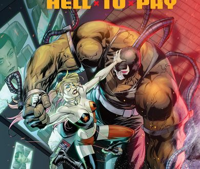 Suicide Squad: Hell to Pay chapter 1 (Comics) Preview