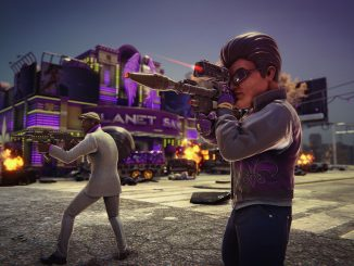 Saints Row: The Third Remastered review - Insane in the membrane